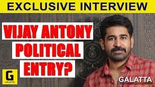 தேவை பட்டால் அரசியலில் இறங்குவேன்    Vijay Antony Exclusive Interview   Kaali