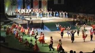 Новосибирск. Дельфийские игры 2008. (трейлер)