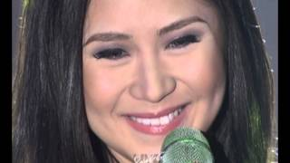 Sarah Geronimo sings The Corrs' All The Love in the World