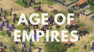 age of empires Live Stream Gameplay
