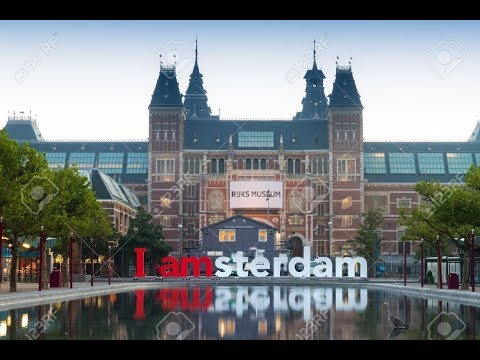 How to get to Amsterdam Central Station!