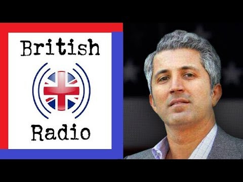 Prof. Azadgan (on British Radio) -- From Nasser's Pan-Arabism to the Fall of Petrodollar, etc.