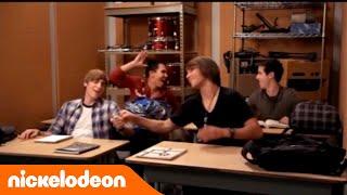 Big Time Rush | L'école du rock | NICKELODEON Teen