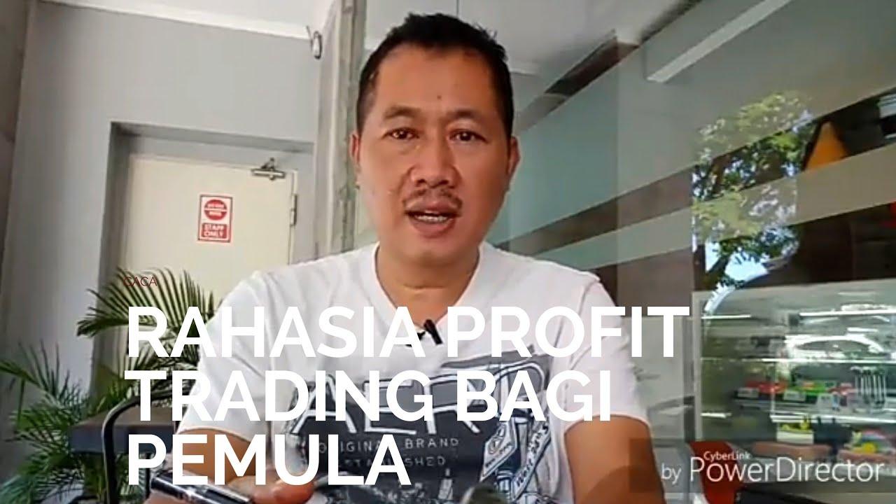 Rahasia MUDAH Trading Forex Profit % Seminggu Ketagihan Forex