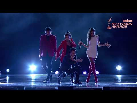 Glee Vietnam Stage Performance 22nd Asian Television Awards (Taste the Feeling)