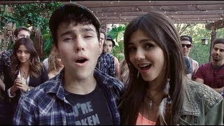Repeat youtube video Maroon 5 Medley! - Victoria Justice & Max Schneider