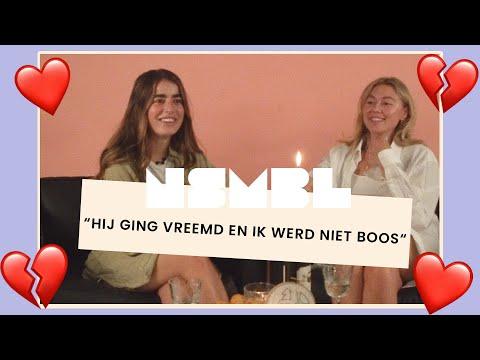 Bruna En Elise Over Break-ups: Hoe Snel Ging Je Weer Daten?   NSMBL Girl Talk