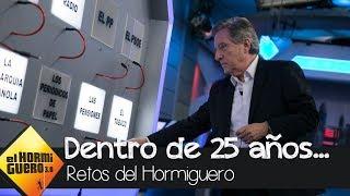 Iñaki Gabilondo augura qué no seguirá existiendo en 25 años - El Hormiguero 3.0