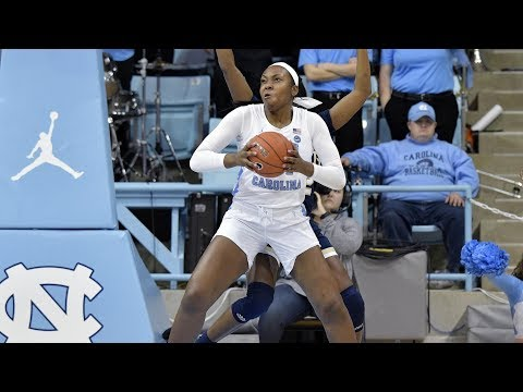 UNC Women's Basketball: Heels Hold Off Georgia Tech, 91-90
