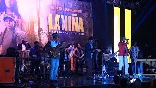 """Herencia de Timbiquí interpretó la canción """"Te Invito"""""""