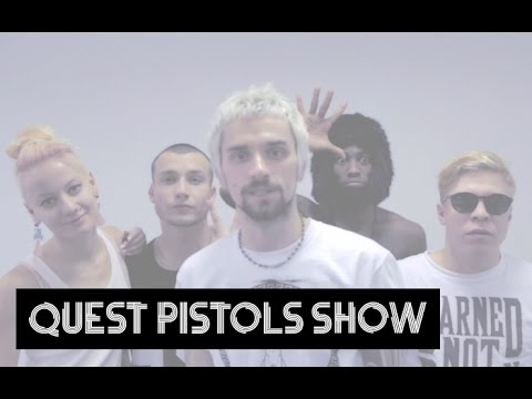 Quest Pistols Show Happy New Year 2015 - YouTube
