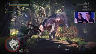 Monster Hunter World - GAMESCOM GAMEPLAY PART 2 [PS4 / XBOX / PC] DEUTSCH / GERMAN | HD