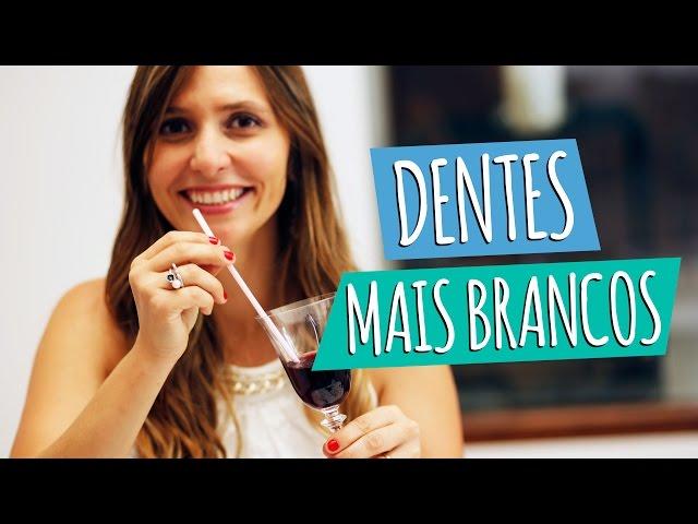 3 Formas Simples De Clarear O Dentes Em Casa Tua Saude