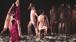Subtle Yet Strong: Abstract Dance Work Interprets the Wild Grass