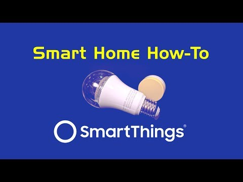Pairing IKEA Tradfri Smart Lights with SmartThings (How-To