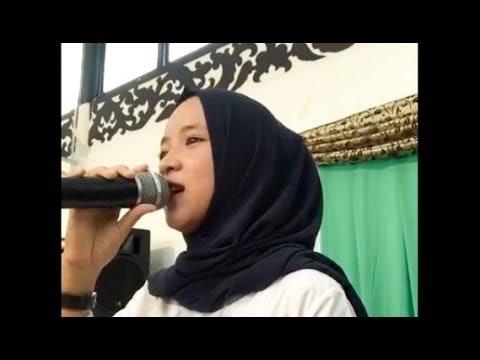 Nissa Sabyan - Ya Asyiqol Musthofa Live Universitas Budi Luhur