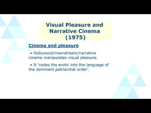 Video Lesson on Laura Mulvey's Visual Pleasure and Narrative Cinema