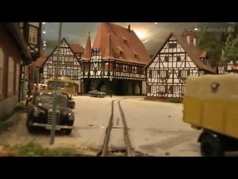 Führerstandsmitfahrt Schmalspurbahn Spur 1 Modelleisenbahn