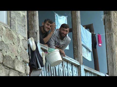 В грузинском селе армяне и азербайджанцы смогли найти общий язык и жить как братья.