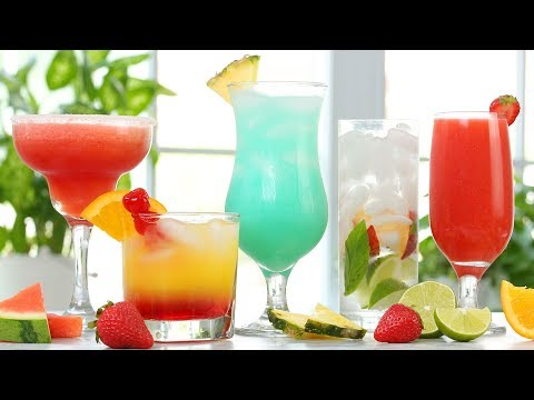 5 EASY Summer Cocktails | Perfect For Entertaining