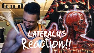 Tool Lateralus REACTION!! Adrenaline pumping throughout my veins on this one!