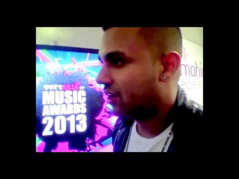 Brit Asia Awards Nominations 2013 - Jaz Dhami chats to The Voice Asia