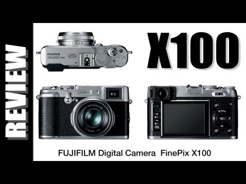 Fuji X100 - Hands-On und Review - Nikon P7100 - 720p (German)