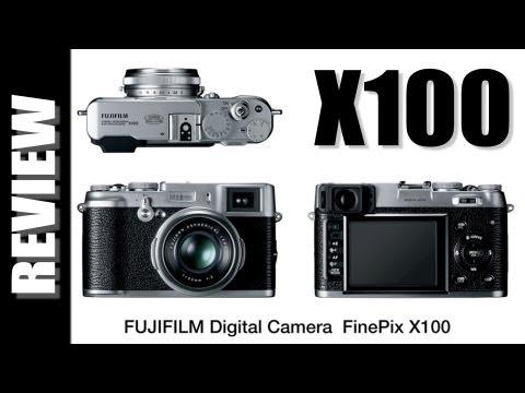 Fuji X100 - Hands-On und Review - Nikon P7100 - 720p (German)
