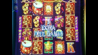 ★BETTER THAN A JACKPOT★My First $8.80 Max Bet on Dancing Drums Slot☆$225 Slot Free Play Live☆彡栗スロ