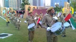 Dawoodi Bohra Community Celebrating UAE 38th National Day in Abu Dahabi Part 1