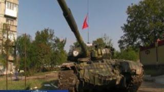 30 сентября 2014, в Луганске террористы распродают угнанные машины