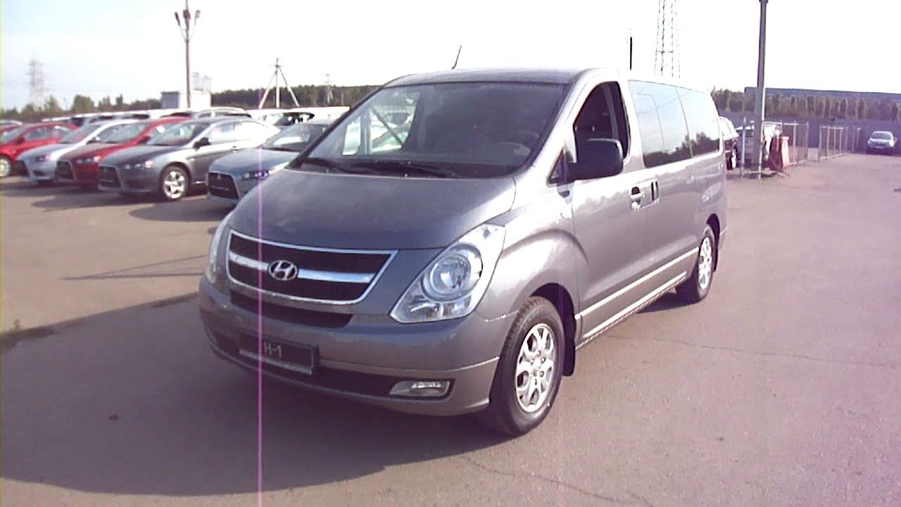 hyundai h1 startex at статьи