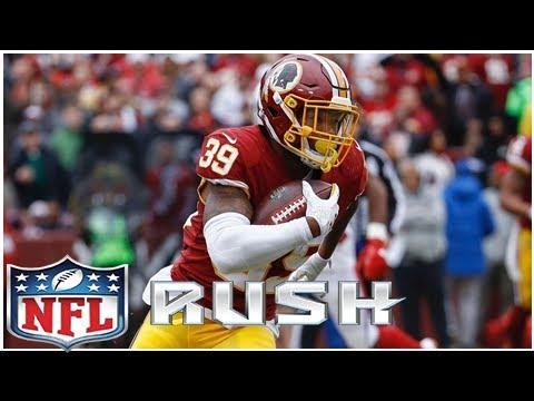 NFL: Washington Redskins RB Kapri Bibbs wants to show Broncos made mistake - NFL Nation- ESPN