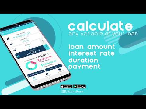 ⭐ Finance Simulator Loans  Interests Calculator - Apps on
