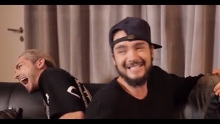 Tokio Hotel 2014 - Interview with Bill and Tom Kaulitz [Part 2 Sub]