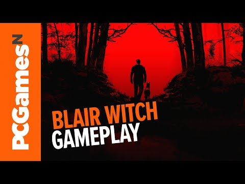 Blair Witch gameplay | Upcoming survival horror game