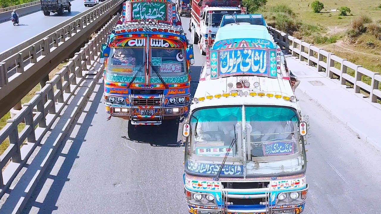 Daewoo Bus Main Kaam Karne Wali Lrkiyon Ki Asal Haqeeqat Daewooexpress By Pak Time 1