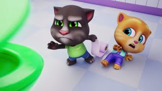 🎃 Frightened Friends 👻 - Talking Tom Shorts (S2 Episode 16)