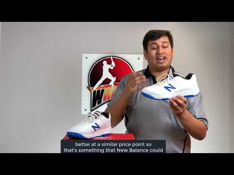 New Balance CK4020C4 - Rubber Cricket Shoes