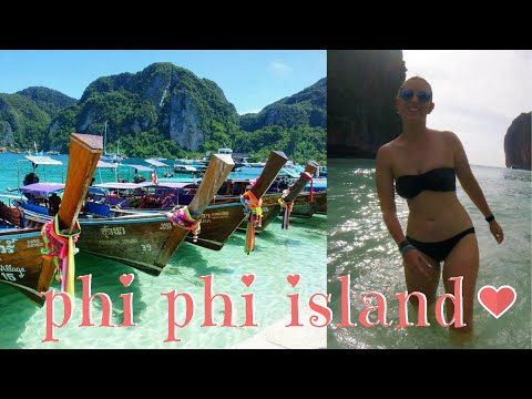 Phi Phi Island: Partying in Thailand Paradise!