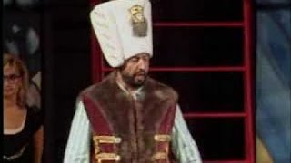 Deve Kuşu Kabare - Sultan Boncuklu Deli İbrahim .. Metin Akpinar