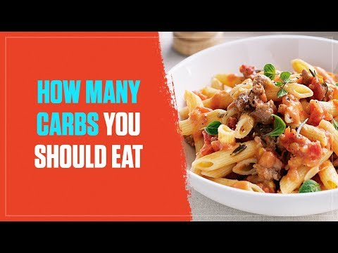 How to Know Exactly How Many Carbs You Should Eat (2018)