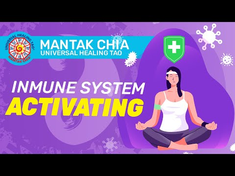 Immune System Activating : Mantak Chia