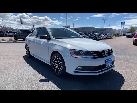 2016 Volkswagen Jetta Pocatello, Idaho Falls, Twin Falls, Burley, Rexburg, ID GM348077C