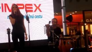 Zuzana Smatanová - Dvere (Live 2012)