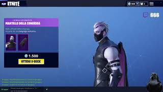 Koreaning News FOrtnite SANCTUM skin VAMPIRE MALE halloween october2018