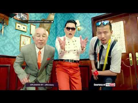 Psy Rilis Album Baru