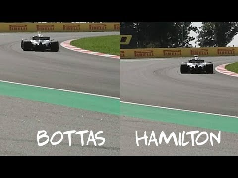 How Hamilton made the difference at the Spanish GP