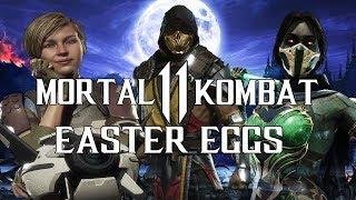 Mortal Kombat 11 - 25 Easter Eggs, Secrets & References