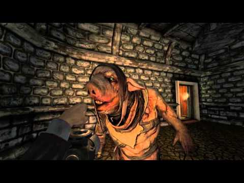Amnesia The Dark Descent: A Machine for Pigs Monster Test